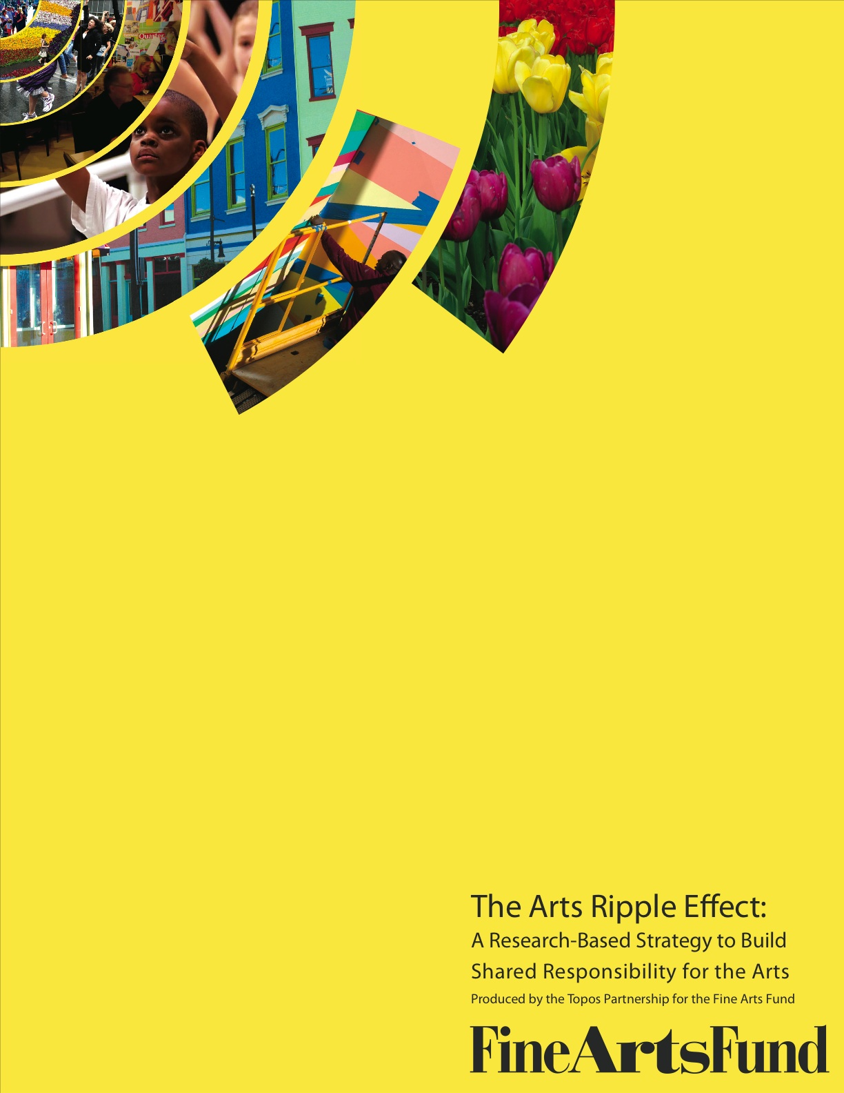 The Arts Ripple Effect Cover