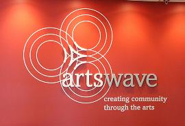 ArtsWave-Office-Entrance-Logo