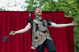 Midsummer Shakespeare in the Park